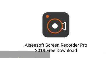 Aiseesoft Screen Recorder Pro 2019 Free Download Full Version